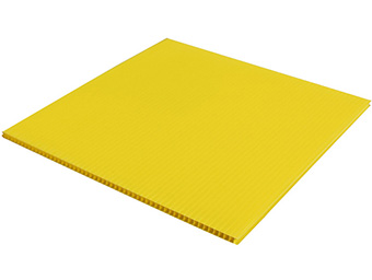 polypropylene hollow sheet